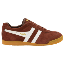Gola Harrier Sneaker Cognac/ White