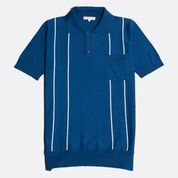 Far Afield Polo Alfaro Monablue/White