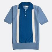 Far Afield Polo Trio Monablue/White