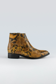 Sneaky Steve boot  Electric Snake Yellow