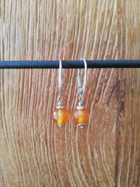 Marleen Roozen Oorbellen Mandarin drops
