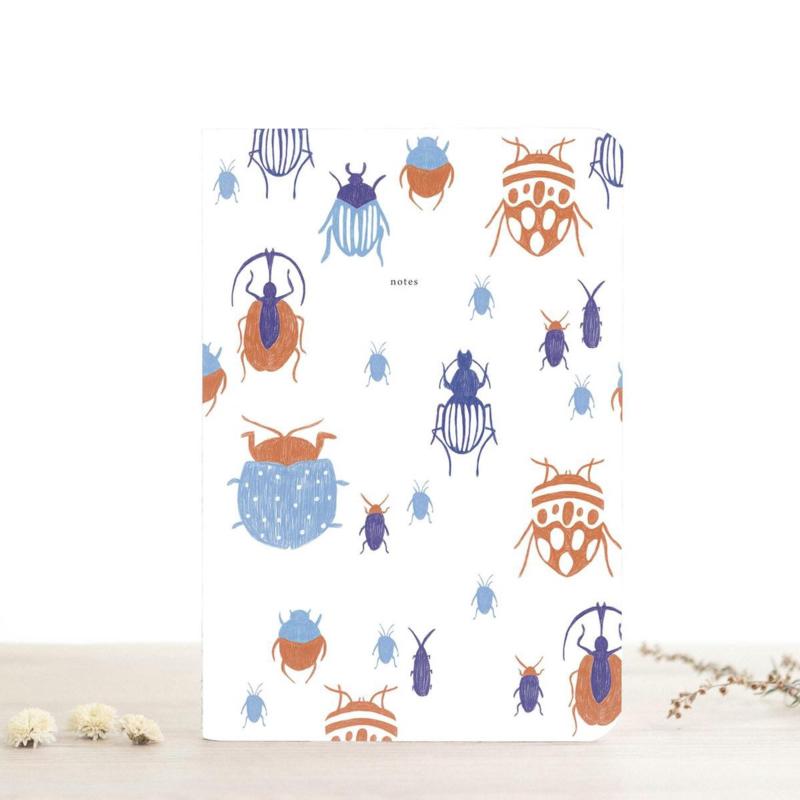 Atelier Bobbie A5 notebook