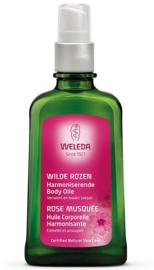 Wilde Rozen Harmoniserende Body Olie
