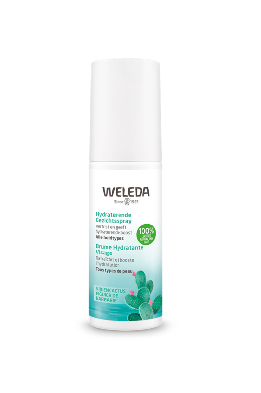 Vijgencactus Hydraterende Gezichtsspray