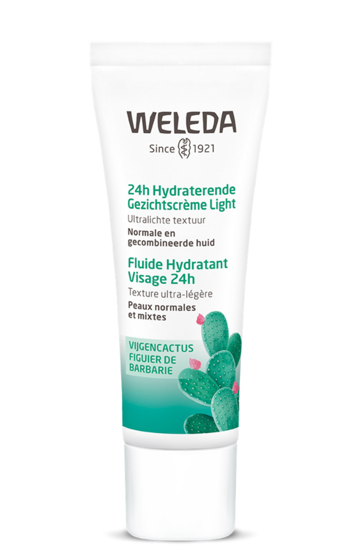 Vijgencactus 24h Hydraterende Gezichtscrème Light