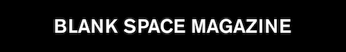 Blank Space Magazine Webshop