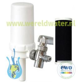 Voordeelpakket: 1 EWO Vitality Filter en 1 extra EWO Vitality Filter Cartridge