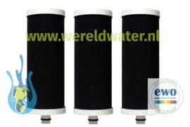 Voordeelpakket: 3 EWO Vitality Filter Cartridges