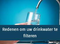 Artikel Redenen om uw drinkwater te filteren - drinkwaterfilters van EWO - waterfilter