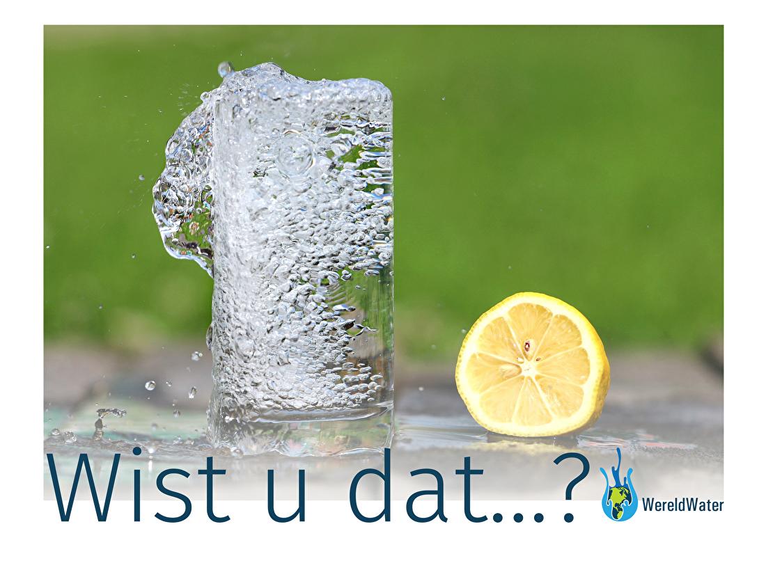 Drinkwater in het nieuw - redenen om uw drinkwater te filteren - drinkwaterfilter - waterfilter