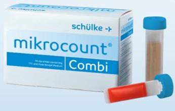 Schülke mikrocount combi - box 10 stuks