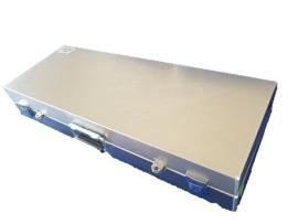 Aluminium Geweerkoffer 76x28 cm