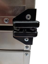 Aluminium Kist UC004 - 60x40x41 cm