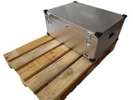 Aluminium Kist UC005 - 80x60x34 cm