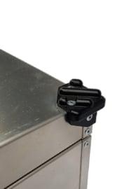 Aluminium Kist UC006 - 80x60x41 cm
