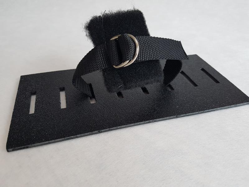 Geweerkoffer strapset