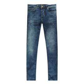 Cars Jeans Dust Spot Dark Used