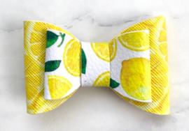 Juicy lemon dubbele strik
