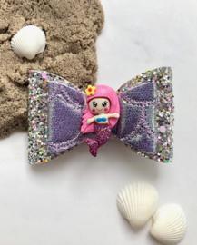 Luxe zeemeermin paars