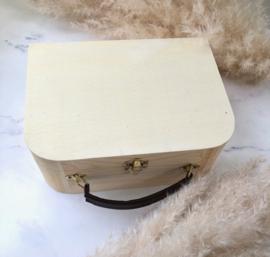 Bewaarbox koffertje