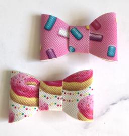 Donut sprinkles set van 2