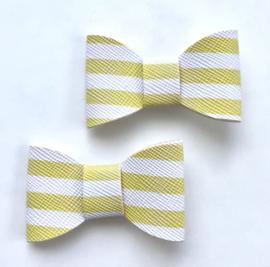 Lemony stripes set van 2