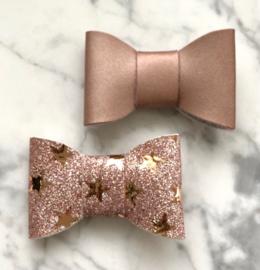 Copper blush stars