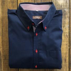 iTailor ® Overhemd Navy