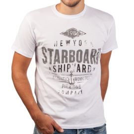 Redsport mannen T-shirt Starboard