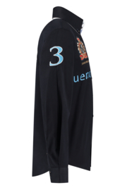 John Brilliant ® Overhemd Polosport Buenos Aires, donkerblauw