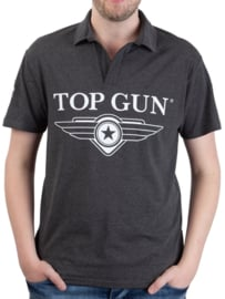 "Top Gun ® ""Moon"" Poloshirt"