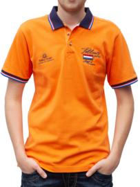 Fellows United ® Poloshirt maat M