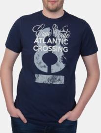 Gaastra ® Heren T-shirt Cape Verde, donkerblauw