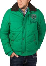 """van Santen ® Jack uit de """"VSP Polotour"""" collectie, groen"""