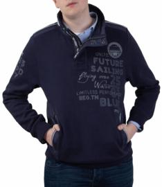 Camp David ® Sweatshirt, donkerblauw