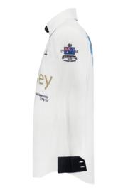 John Brilliant ® Overhemd Polosport Sydney, wit