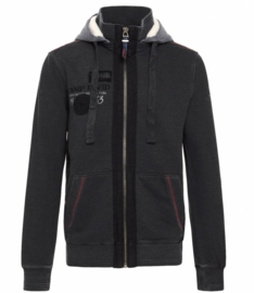 Camp David Hooded jacket North Cascada