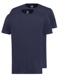 NZA New Zealand Auckland ® 2-Stuks mannen T-shirt met ronde hals