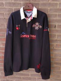 Valecuatro ® Heren polo sweatshirt Aspen