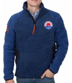 Napapijri ® Sweatshirt Sherpa-Fleece, blauw