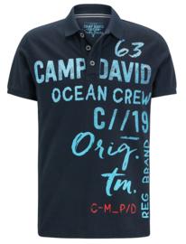 """Camp David ® """"Ocean Crew"""" poloshirt"""