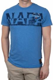 Napapijri ® T-Shirt met korte mouwen, Sabol Blauw