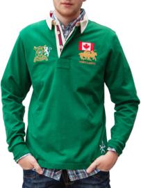 Valecuatro ® Heren polo sweatshirt Canada