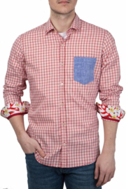 Lucky de Luca ® Shirt Checkered