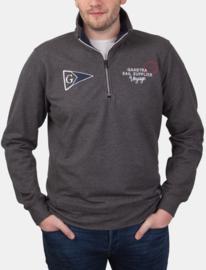 "Gaastra ® Heren Sweatshirt ""Sail Supplier"""