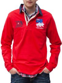 Valecuatro ® Heren polo sweatshirt New Zealand