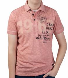 Camp David ® Polo Shirt Cascade Range