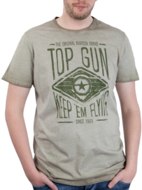 "Top Gun ® mannen T-shirt ""Keep 'm Flying"""