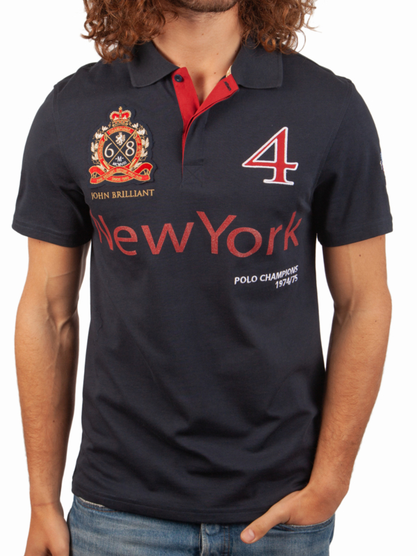 John Brilliant ® Polo New York
