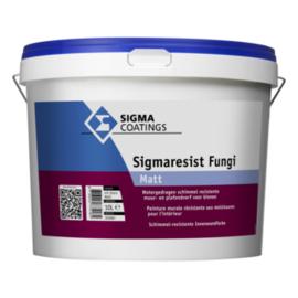 Sigmaresist Fungi Matt - Lichte Kleuren